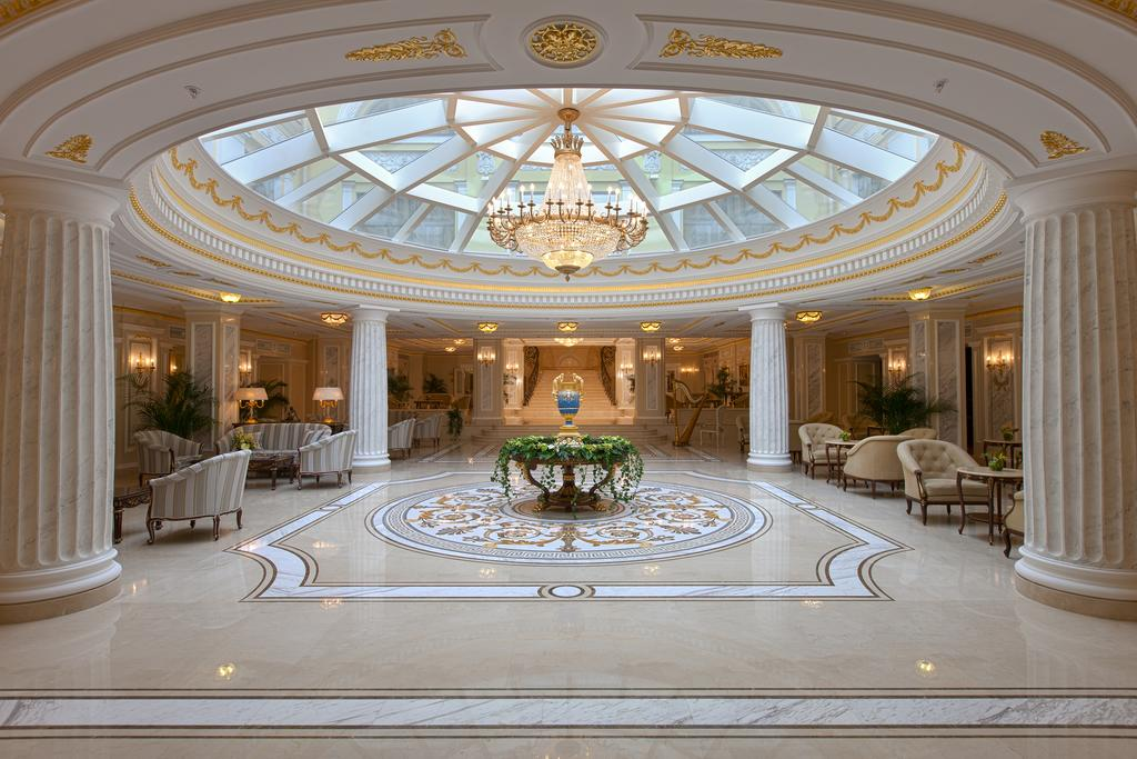 hotel em São Petersburgo