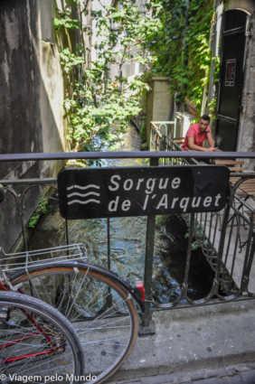 Uma visita a L'Isle-sur-la-Sorgue, na Provence, Viagem pelo Mundo blog