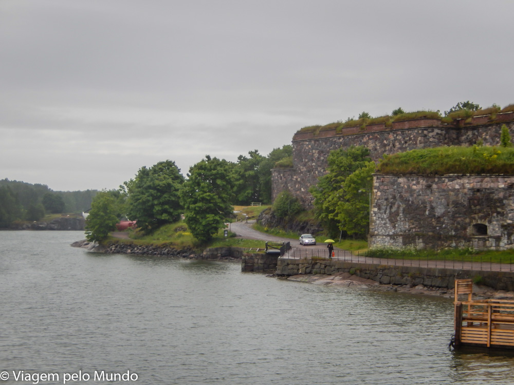 Suomenlinna balsa Helsinki