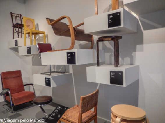 Museu do Design em Helsinque, Finlândia