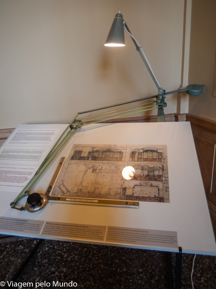 Museu de Arquitetura Helsinki