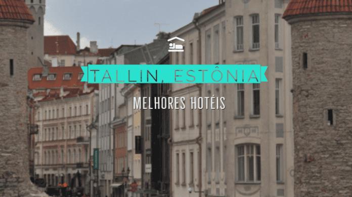 melhores hotéis em Tallin