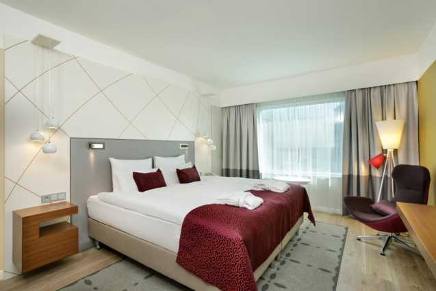 Radisson Blu Sky Hotel Tallin