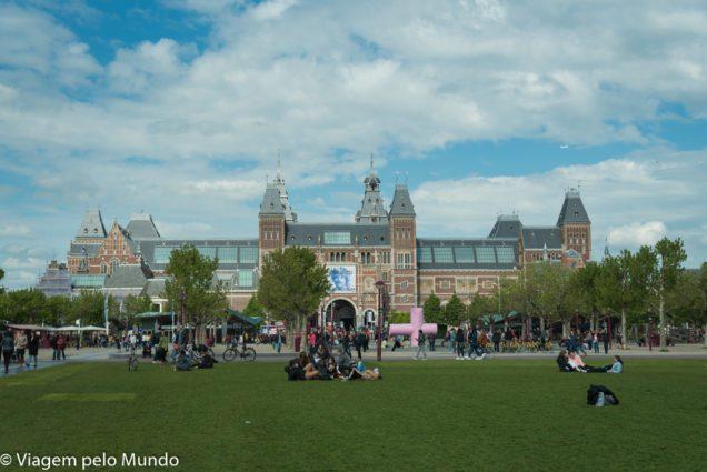 Viagem com cachorro Amsterdam