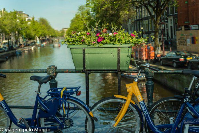 bicicleta amsterdam