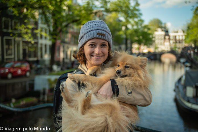 Como foi viajar com cachorro para Amsterdam?, Viagem pelo Mundo blog