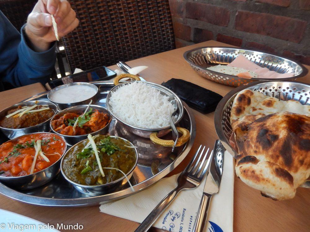 Restaurante Himalaya Helsinki